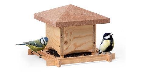 Vogelfutterhaus Toskana
