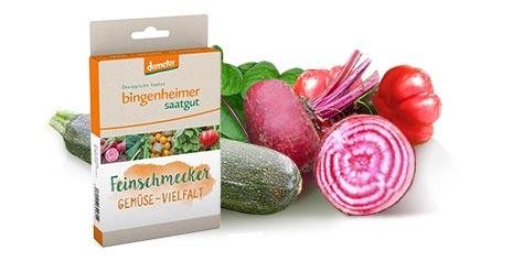 Feinschmecker Gemüse-Vielfalt