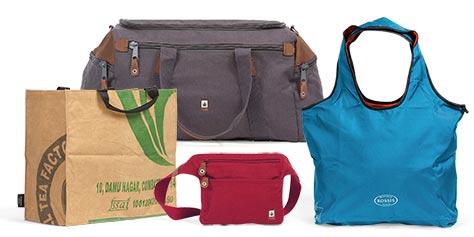 Reisetasche, Ragbag, Hüfttasche