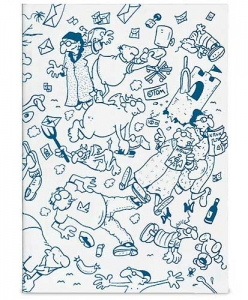 Skizzenbuch ©TOM