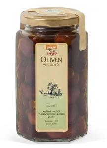 Griechische Demeter-Oliven