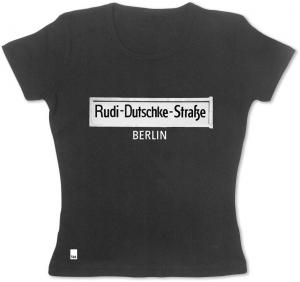 Dutschke-Shirt Damen