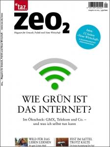 zeo2 - Das Umweltmagazin, 2015/01