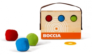 Boccia-Spiel