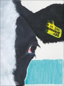 Höge, Helmut: Kühe