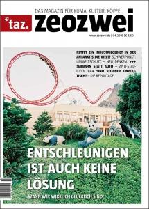zeozwei 2016/04, Das Umweltmagazin
