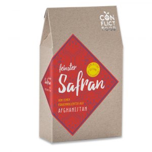Safran, 1g, Nachfüllpack
