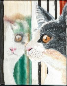 Höge, Helmut: Katzen