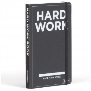 Hard Work Book Blanko