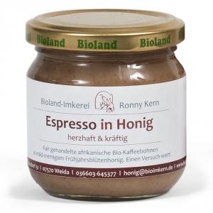 Espresso in Honig (tazpresso)