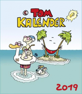 ©Tom Wochenkalender 2019