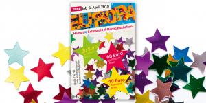 Karte taz lab 2019 - 20 Euro