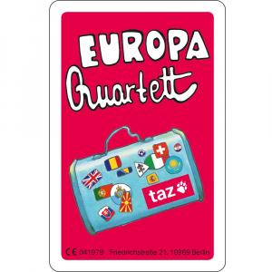 taz-EUROPA-Quartett