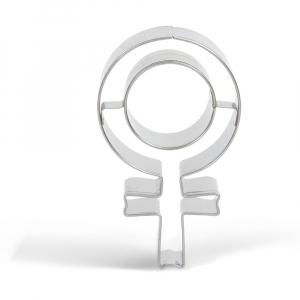 Ausstechform Frauenzeichen