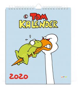 © Tom Wochenkalender 2020