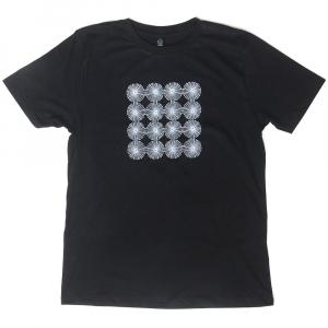 Georgisches Shirt - schwarz