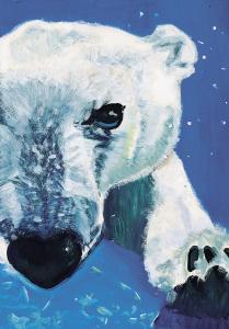 Höge, Helmut: Eisbären
