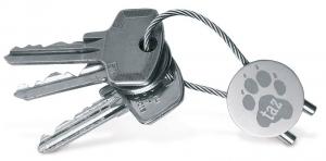taz-Schlüsselanhänger