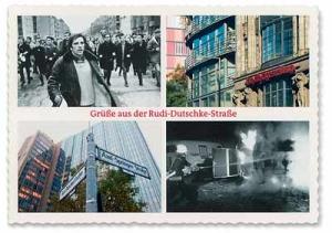 Dutschke-Postkarte