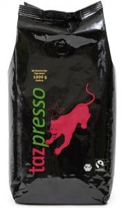 1-Kilo Paket tazpresso Bohnen