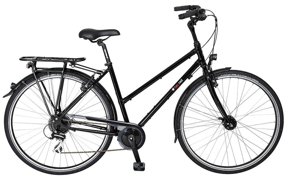 Solides Fahrrad, Shimano-8-Gang, Nabendynamo