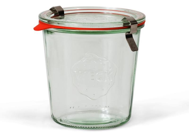 weckglas 500 ml 6er pack tazshop. Black Bedroom Furniture Sets. Home Design Ideas