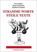 Köhler, Pawlowski, Umbach: Stramme Worte