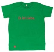 Es ist Liebe Shirt Herren