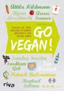 Halser, Marlene (Hrsg.): Go vegan!