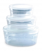 Glasschüssel CENTRIC 1,6 Liter