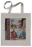Superkevin-Stofftasche