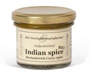 Brotaufstrich Indian Spice BIO