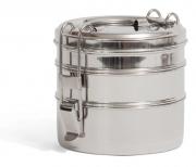 Tiffin Swing Edelstahl Lunchbox dreilagig