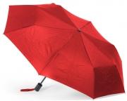 Regenschirm/rot