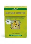 Matcha-Limette LutschPastillen