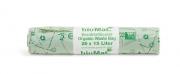 15 Liter BIOMAT® Bioabfallbeutel mit Henkel