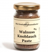 Walnuss-Knoblauch-Paste-BIO