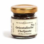 Orientalische Chefpaste BIO