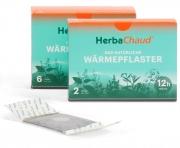 HerbaChaud, Wärmepflaster, 6 Stück