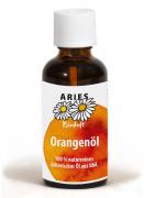 Natürliches Bio-Orangen-Öl