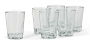 Klassisches italienisches Glas (6 Stück)