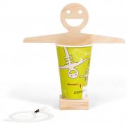 Bungee-Jumper - Fettfutterhalter für Vögel