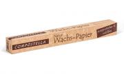 Compostella Küchenpapier Natur-Wachspapier