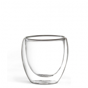 2er Set Espressoglas 80ml