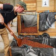 Karuna Schokolade Coffee Arabica