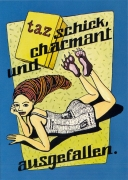 taz-Postkartenset, 10 Stck.