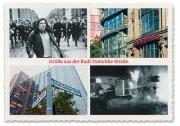 Dutschke-Postkarte (5 Stück)