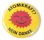 Anti-AKW Buttons